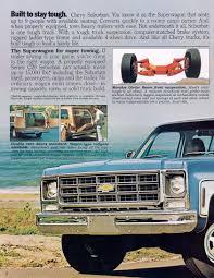 car brochures 1973 chevrolet and gmc truck brochures 1973 gmc