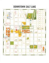 salt lake city tourist map google search west 6 national parks