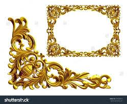 gold picture frame picture frames gold picture frame png mini