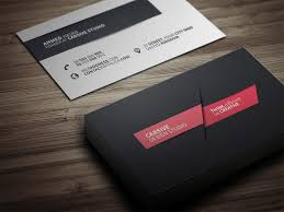 creative business card template free design resources