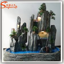 fountain for home decoration factory price indoor artificial water fountain for home decoration