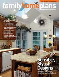 home plans magazine home design plans home