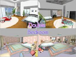 double bedroom by kaahgomedl on deviantart