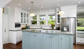 Adding Kitchen Cabinets Column Adding Color To Your Kitchen Cabinets Current Publishing