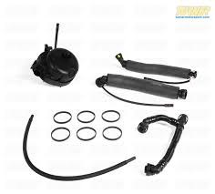 bmw e90 separator replacement tms221961 crankcase separator and vent hose kit e90 325xi