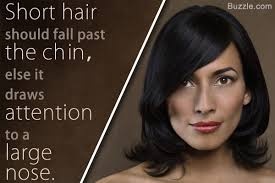 hair styles for protruding chin hairstyles for women with big noses to add sparkle to your look