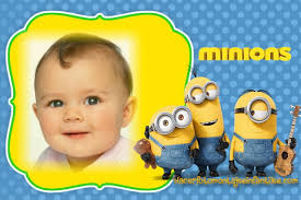 fotomontaje de calendario 2015 minions con foto hacer fotomontaje de minions para crear gratis fotomontajes infantiles