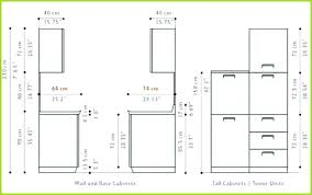 what is standard height for kitchen cabinets standard depth of kitchen top cabinets page 5 line 17qq