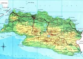 Map Java Introduction To West Java Latitudes