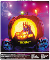 four great halloween features page treatments charles apple
