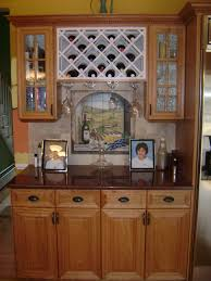 kitchen appealing oak wooden kitchen cabinet home depot with