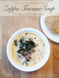 zuppa toscana soup the bewitchin u0027 kitchen