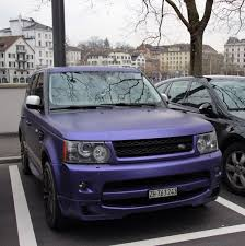 mansory range rover matte purple mansory range rover madwhips