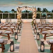 Miami Wedding Venues Miami U0027s Top Rooftop Venues Brides