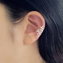 ear cuffs online shopping compare prices on leaf ear cuffs online shopping buy low price