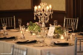 wedding centerpiece rentals endearing chandelier wedding