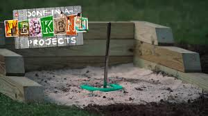 Horseshoe Pit Dimensions Backyard Game On How To Build A Horseshoe Pit And Ring Toss Game Youtube