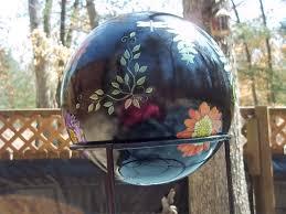 14 best gazing balls globes images on garden ideas