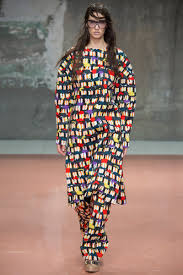 a look at seventies trend at milan fashion week u2014 vogue vogue