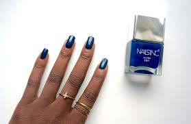 nail paint of the week nails inc alexa edit night sky kuiya u0027s