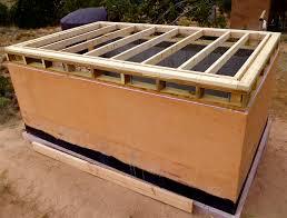 alt build blog building a well house framing the hip roof arafen