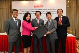 lexus malaysia financing toyota capital malaysia sets up rm2 5b funding agreements