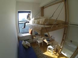 floating beds diy loft bed floating bed suspension bed brooklyn
