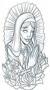 free designs to print symbols praying woman2