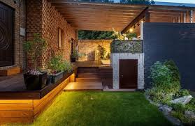 Backyard Home Theater Stylish Backyard Ideas Creating Cozy Outdoor Seating Area And Open