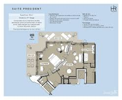 bureau evian suite président hôtel royal evian plan royals