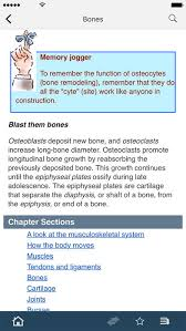 Anatomy And Physiology Made Incredibly Easy Pdf Anatomy U0026 Physiology Made Easy On The App Store