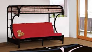 Black Futon Bunk Bed Black Futon Bunk Bed By Furniture World Price Match Furniture