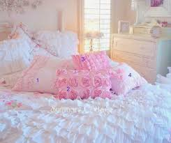 26 best shabby chic bedding images on pinterest chic bedding