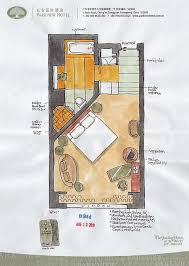 Small Hotel Designs Floor Plans 163 Best Hotel Room Plans Images On Pinterest Architecture