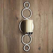 Candle Sconces For Bathroom Fabulous Silver Wall Sconces Sconces Candle Holders Bathroom