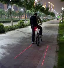 Light Bicycle Lane Light