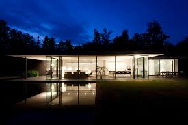 House Design Minimalist Modern Style by Architecture Houses Glass