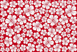 seamless floral pattern whit hibiscus hibiscus pattern seamless
