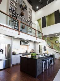 37 stylish kitchen designs for your barn home metal building homes