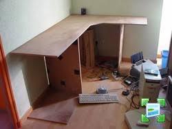 faire un bureau d angle fabriquer bureau d angle maison design deyhouse com