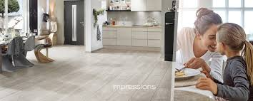 Travertine Effect Laminate Flooring Laminate Floor Impressions