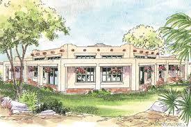 southwest santa fe home plans