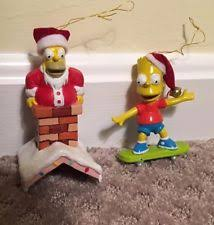 gemmy the simpsons homer santa claus lighted air blown