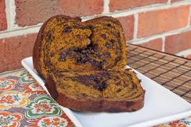 fresh recipes pumpkin chocolate chip bread adventures with the