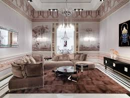 elegant home decorating ideas with nice living room chandelier and