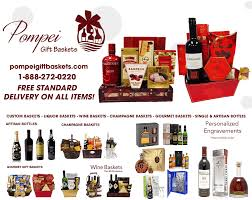 discount gift baskets discount gift baskets archives pompei gift baskets custom gift