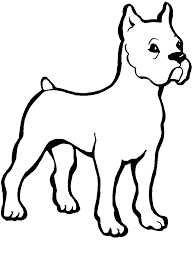dog color pages printable dogs dog9 animals coloring pages