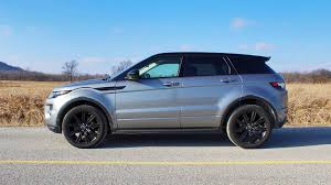 land rover evoque blue 2015 land rover range rover evoque dynamic test drive review