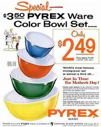 Home Decor Ads Vintage Home Decor Ad 5 Of 31 Vintage Pyrex Nesting Bowls A