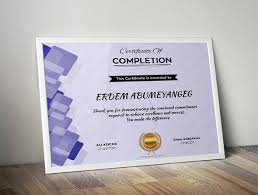 Free Certificate Of Excellence Template 62 Diploma Certificate Templates Free Printable Psd Word